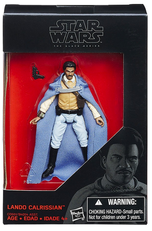 Star Wars Black Series Lando Calrissian Action Figure
