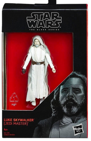 Star Wars Black Series Luke Skywalker Jedi Master Action Figure