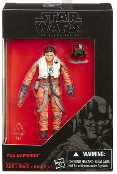 Star Wars Black Series Poe Dameron Action Figure