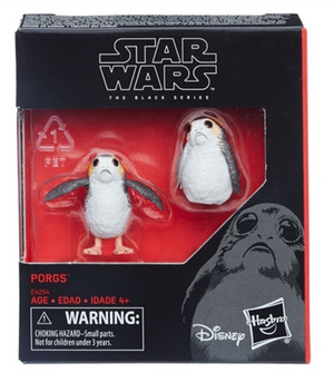 Star Wars Black Series Porg Action Figure 2-Pack