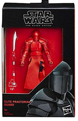 Star Wars Black Series Elite Praetorian Guard Action Figure