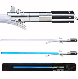 Star Wars Black Series Force Fx Deluxe Lightsaber Rey Prop Replica