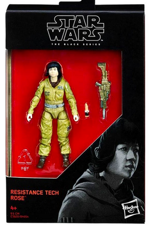 Star Wars Black Series Resistance Tech Rose Action Figure