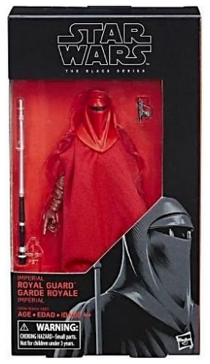Star Wars Black Series Imperial Royal Guard #38 Action Figure