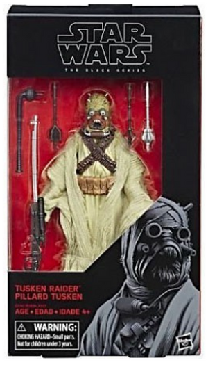 Star Wars Black Series Tusken Raider #41 Action Figure