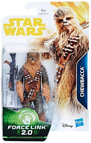 Star Wars Solo Wave 1 Chewbacca Movie 3.75 Inch