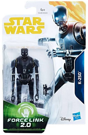 Star Wars Solo Wave 1 K-2SO Movie 3.75 Inch