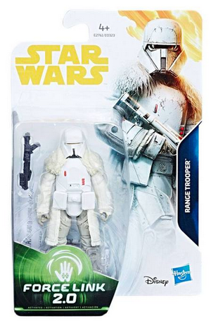 Star Wars Solo Wave 1 Imperial Range Trooper Movie 3.75 Inch