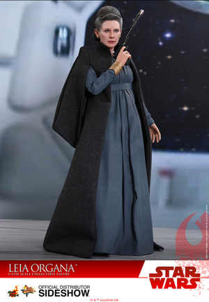 Star Wars Hot Toys Last Jedi Leia Organa 1:6 Scale Action Figure HOTMMS459 Pre-Order
