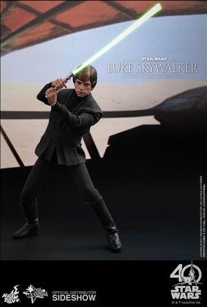 Star Wars Hot Toys Return Of The Jedi Luke Skywalker 1:6 Scale Action Figure HOTMMS429 Pre-Order