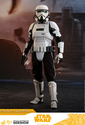 Star Wars Hot Toys Solo Imperial Patrol Trooper 1:6 Scale Action Figure HOTMMS494 Pre-Order