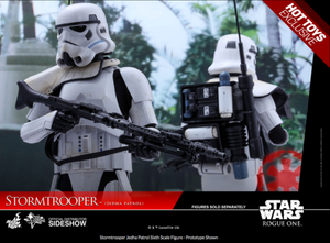 Star Wars Hot Toys Stormtrooper Jedha Patrol 1:6 Scale Action Figure Hotmms386