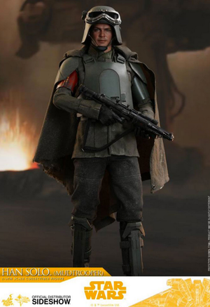 Star Wars Hot Toys Solo Han Solo Mudtrooper 1:6 Scale Action Figure HOTMMS493 Pre-Order