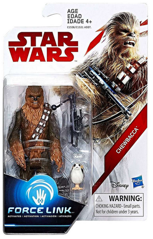 Star Wars The Last Jedi Chewbacca 3.75 Inch