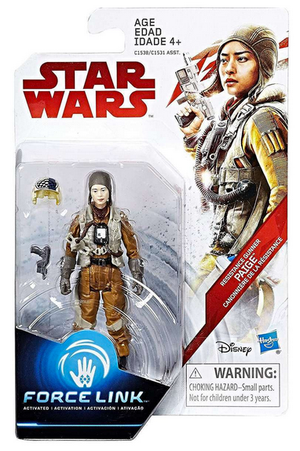 Star Wars The Last Jedi Paige 3.75 Inch