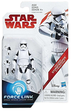 Star Wars The Last Jedi First Order Stormtrooper 3.75 Inch