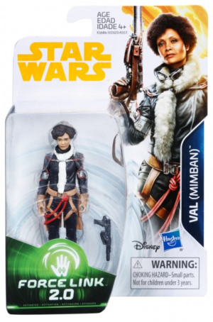 Star Wars Han Solo Wave 4 Val Mimban 3.75 Inch Action Figure