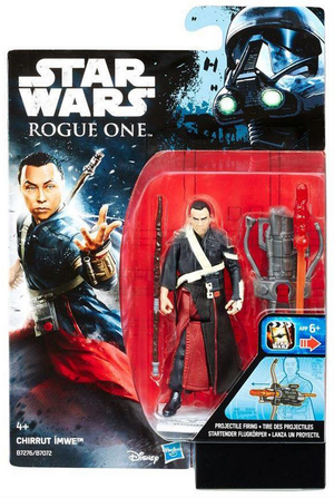 Star Wars Rogue One Chirrut Imwe 3.75 Inch