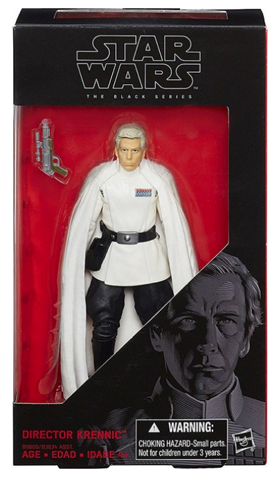 Star Wars Black Series Director Krennic #27 Action Figure