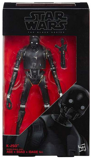 Star Wars Black Series K-2SO #24 Action Figure