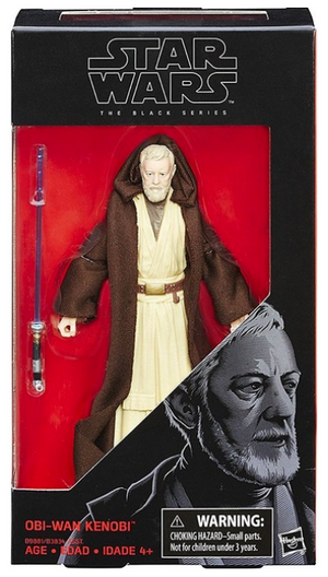 Star Wars Black Series Obi-Wan Kenobi #32 Action Figure
