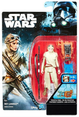 Star Wars Rogue One Rey (Jakku) 3.75 Inch Action Figure
