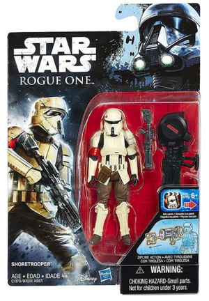 Star Wars Rogue One Scarif Shoretrooper 3.75 Inch Action Figure
