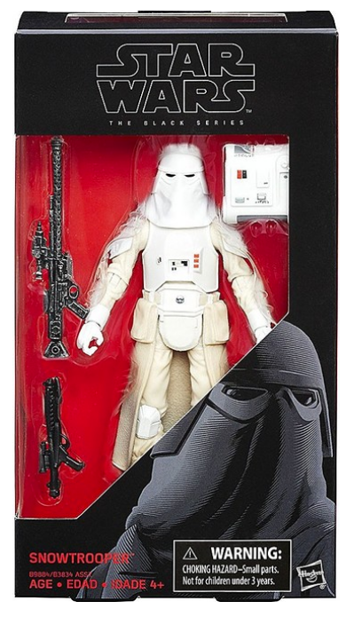 Star Wars Black Series Snowtrooper #35 Action Figure