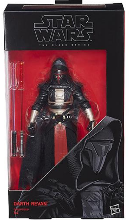 Star Wars Black Series Darth Revan #34 Action Figure