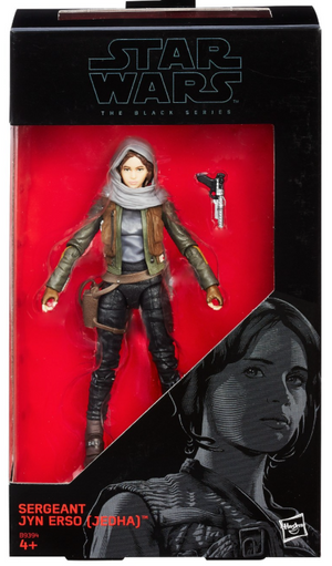 Star Wars Black Series Jyn Erso #22 Action Figure