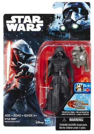 Star Wars Rogue One Kylo Ren 3.75 Inch Action Figure