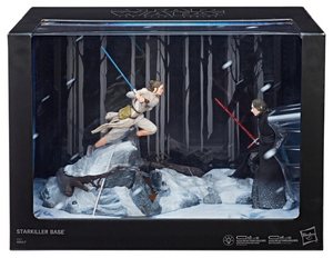 Star Wars Black Series SDCC 2018 Centerpiece Rey & Kylo Ren