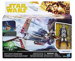 Star Wars Solo Enfys Nest & Swoop Bike 2 Pack 3.75 Inch