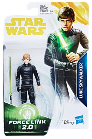 Star Wars Solo Card Series Luke Skywalker Jedi Knight ROTJ 3.75 Inch Action Figure Pre-Order