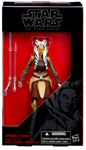 Star Wars Black Series Ahsoka Tano #20 Action Figure
