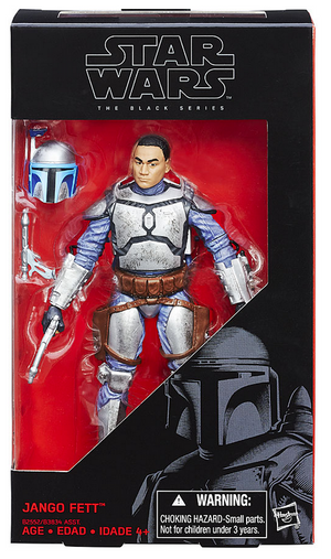 Star Wars Black Series Jango Fett #15 Action Figure