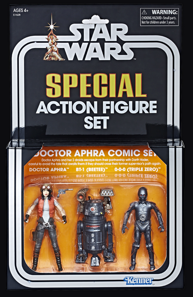 Star Wars The Vintage Collection SDCC 2018 3 Pack 3.75 Inch