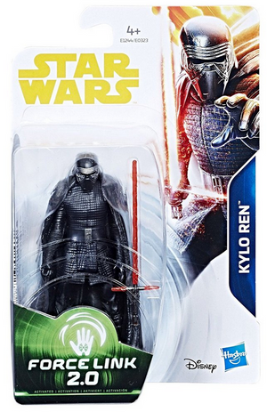 Star Wars Solo Card Series Kylo Ren 3.75 Inch Action Figure
