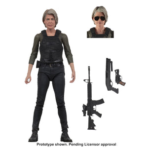 Terminator Neca Dark Fate Sarah Connor 7 Inch Action Figure Pre-Order