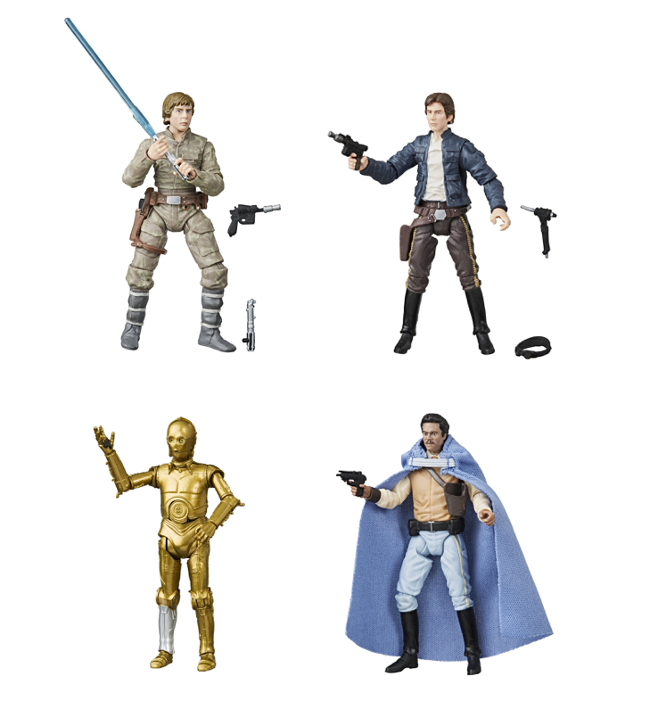 Star Wars The Vintage Collection Wave 4 Set of 4 Action Figure Pre-Order
