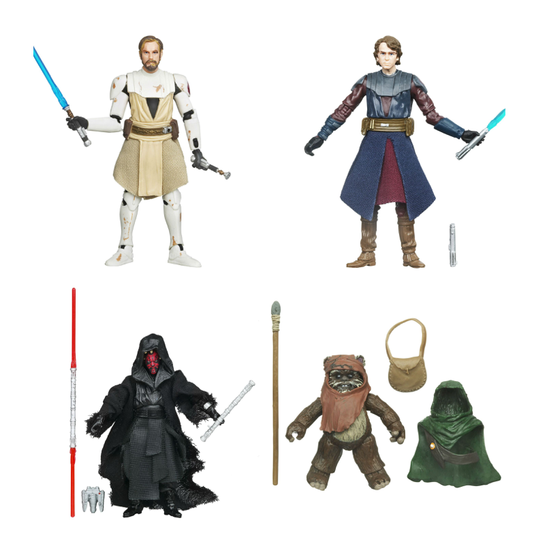 Star Wars The Vintage Collection Wave 3 Set of 4 Action Figure Pre-Order