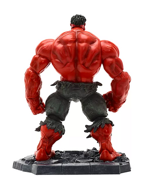 Marvel Diamond Select Exclusive Disney Store Red Hulk Action Figure
