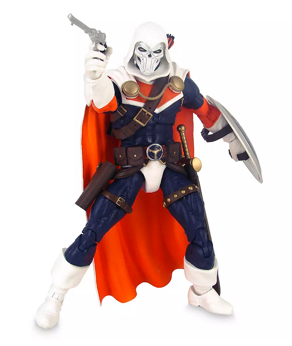 Marvel Diamond Select Exclusive Disney Store Taskmaster Action Figure