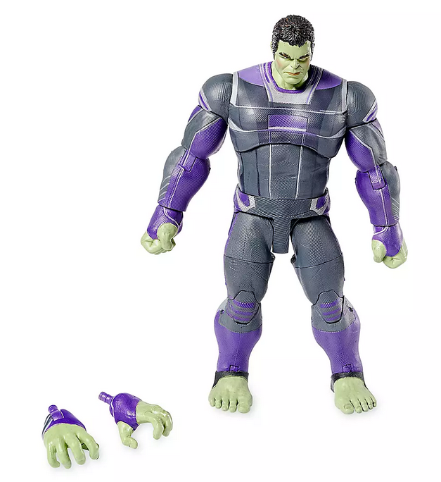 Marvel Diamond Select Exclusive Disney Store End Game Hulk Action Figure Pre-Order