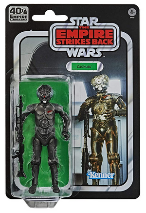 Star Wars Black Series 40th Anniversary Empire Strikes Back Exclusive 4-LOM Action Figure