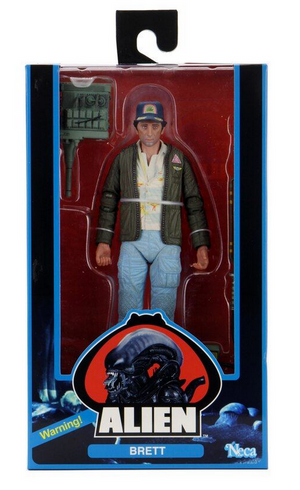 Alien Neca 40th Anniversary Series 2 Brett Action Figure