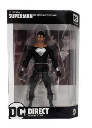 DC Essentials Superman The Return Action Figure
