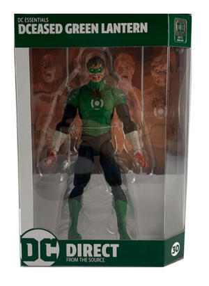 DC Essentials DCeased Green Lantern Action Figure