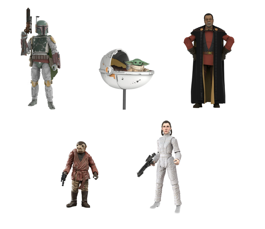 Star Wars The Vintage Collection 2021 Wave 3 Set of 5 Action Figure Pre-Order
