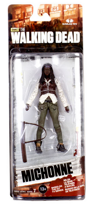 The Walking Dead Tv Series 7 Seven Action Figure Michonne